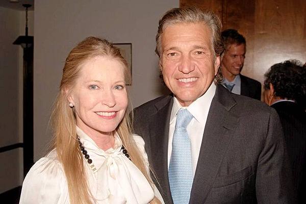 Lisa Niemi és Albert DePrisco