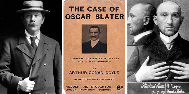 Arthur Conan Doyle és Oscar Slater