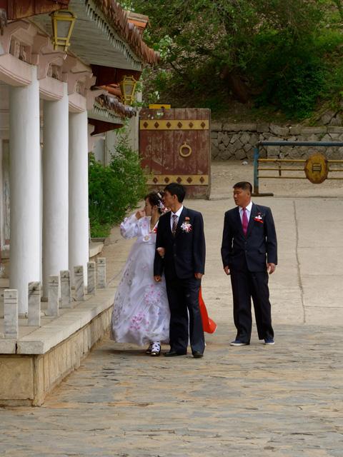 Esküvő a skanzenban, Keszong