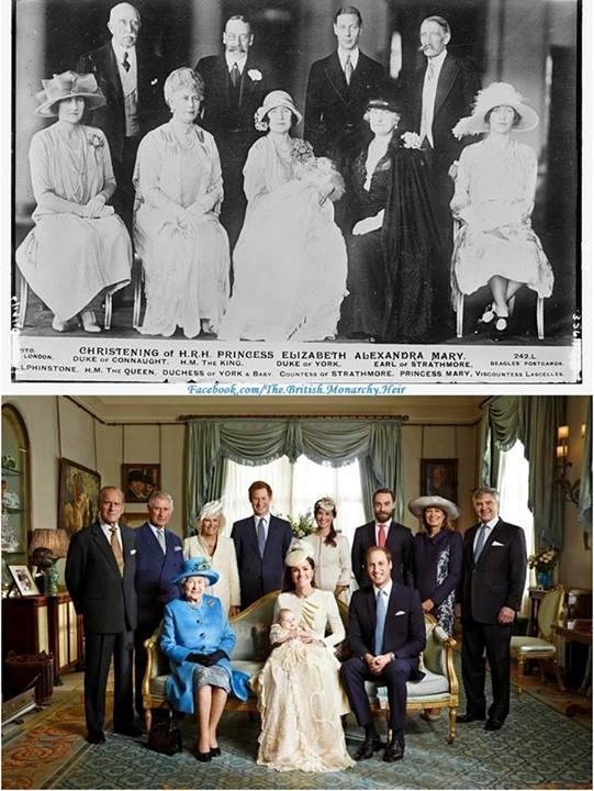 Akkor és most 88 éve ilyen volt II. Erzsébet - fotó
