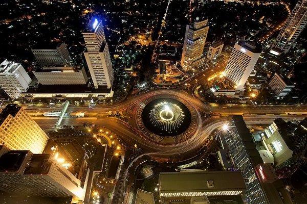 Elképesztő képek: így nőtték ki magukat a nagyvárosok