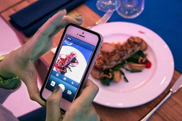Ételfotóval lehet fizetni az étteremben