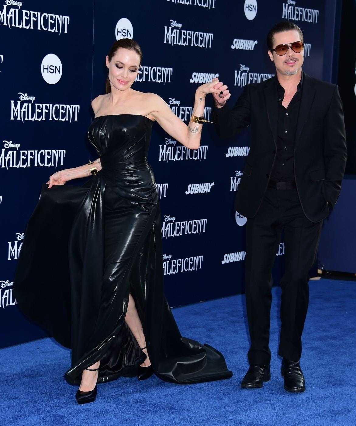 Visszavonul a színészettől Angelina Jolie - galéria