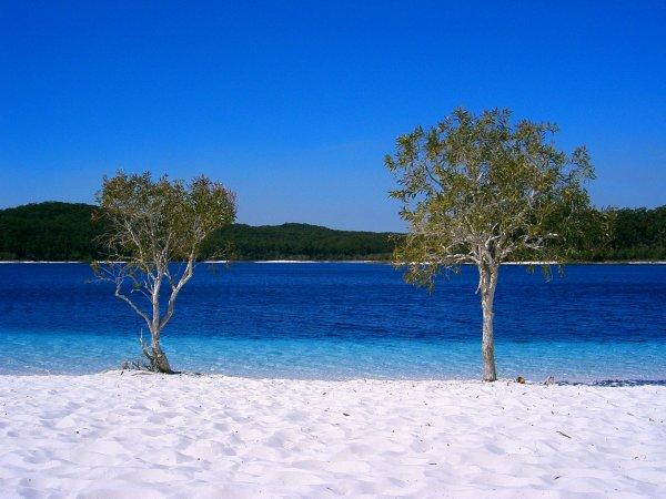 A világ legszebb homokszigete