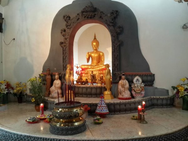 Buddhista templom Gianyarban