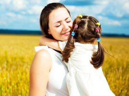 Egy anya megható ígéretei a hatéves lányának