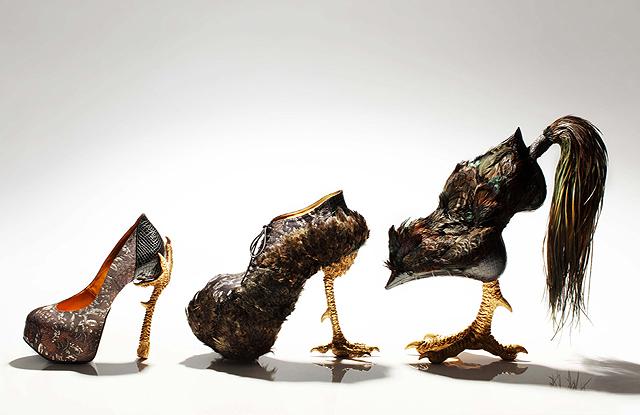 Ennél bizarrabb cipőket mostanában nem fogsz látni