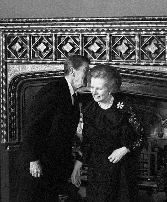 10 soha nem látott kép a 10 éve elhunyt Ronald Reaganről