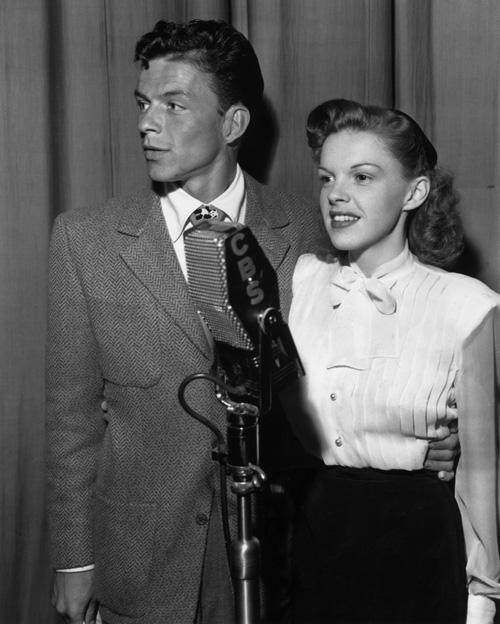 Frank Sinatra és Judy Garland