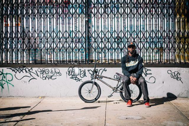 Ilyen a New York-i bicajos divat - képek