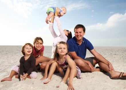 Nyaraljon együtt a család!