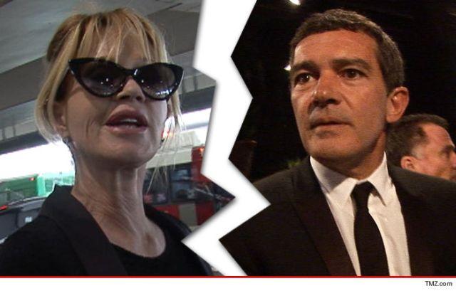 Friss: Válik Melanie Griffith és Antonio Banderas