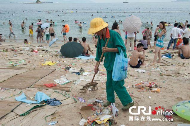 363 tonna szemét: ez a világ legmocskosabb strandja - brutális képek