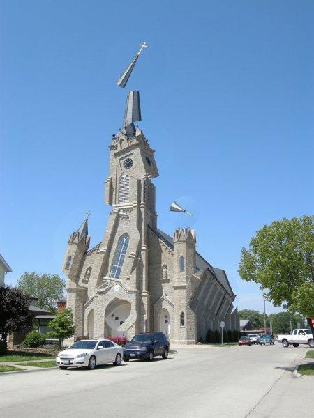 Összetört templomok - ez elképesztő!
