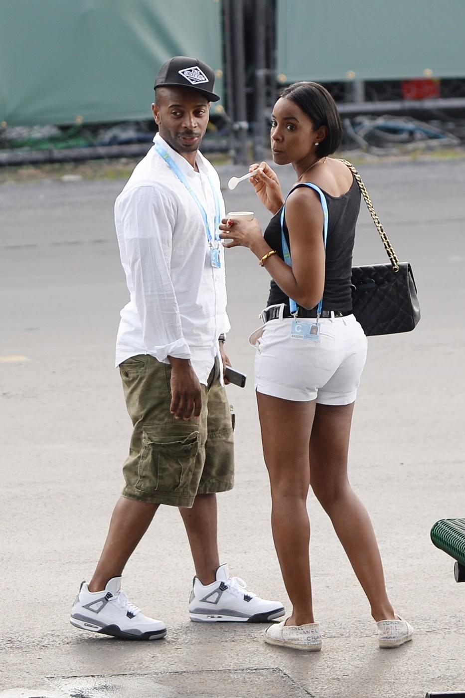 Első gyermekével várandós Kelly Rowland