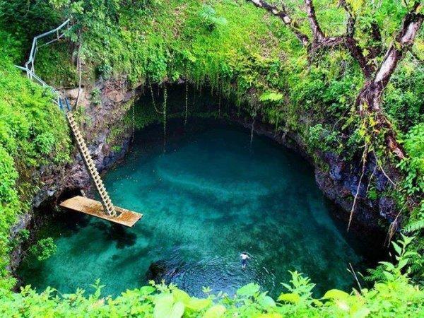 Csodás, extrém medencék