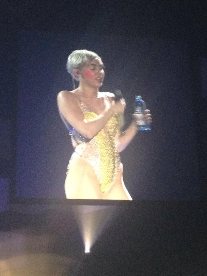 Miley Cyrus Bécsben pörgött