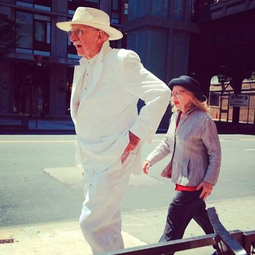 Ők a legdivatosabb nagypapák