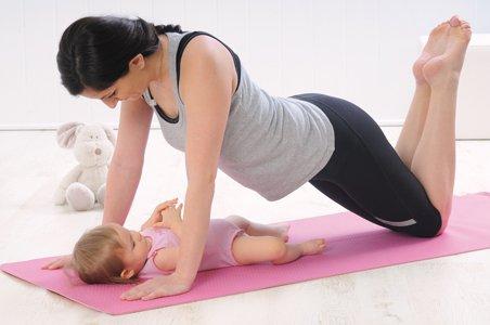 Edzés babával