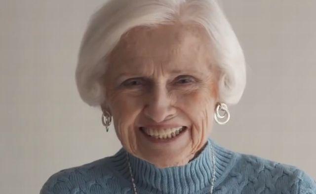 A 98 éves néni olyat tett, amitől visszatér az emberiségbe vetett hited