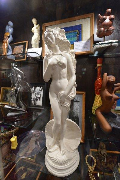 Erotikus múzeum Szentpéterváron