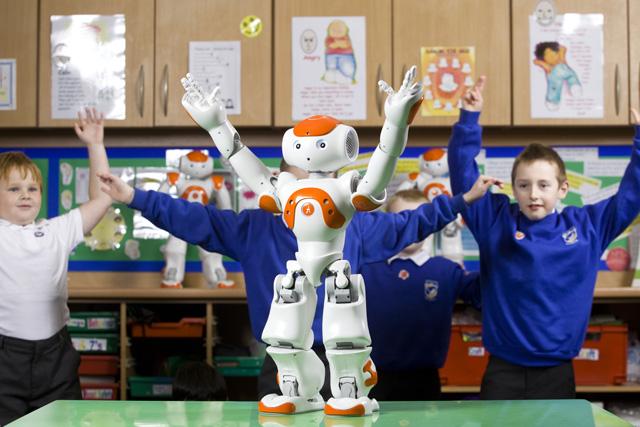 Robotok az oktatásban?