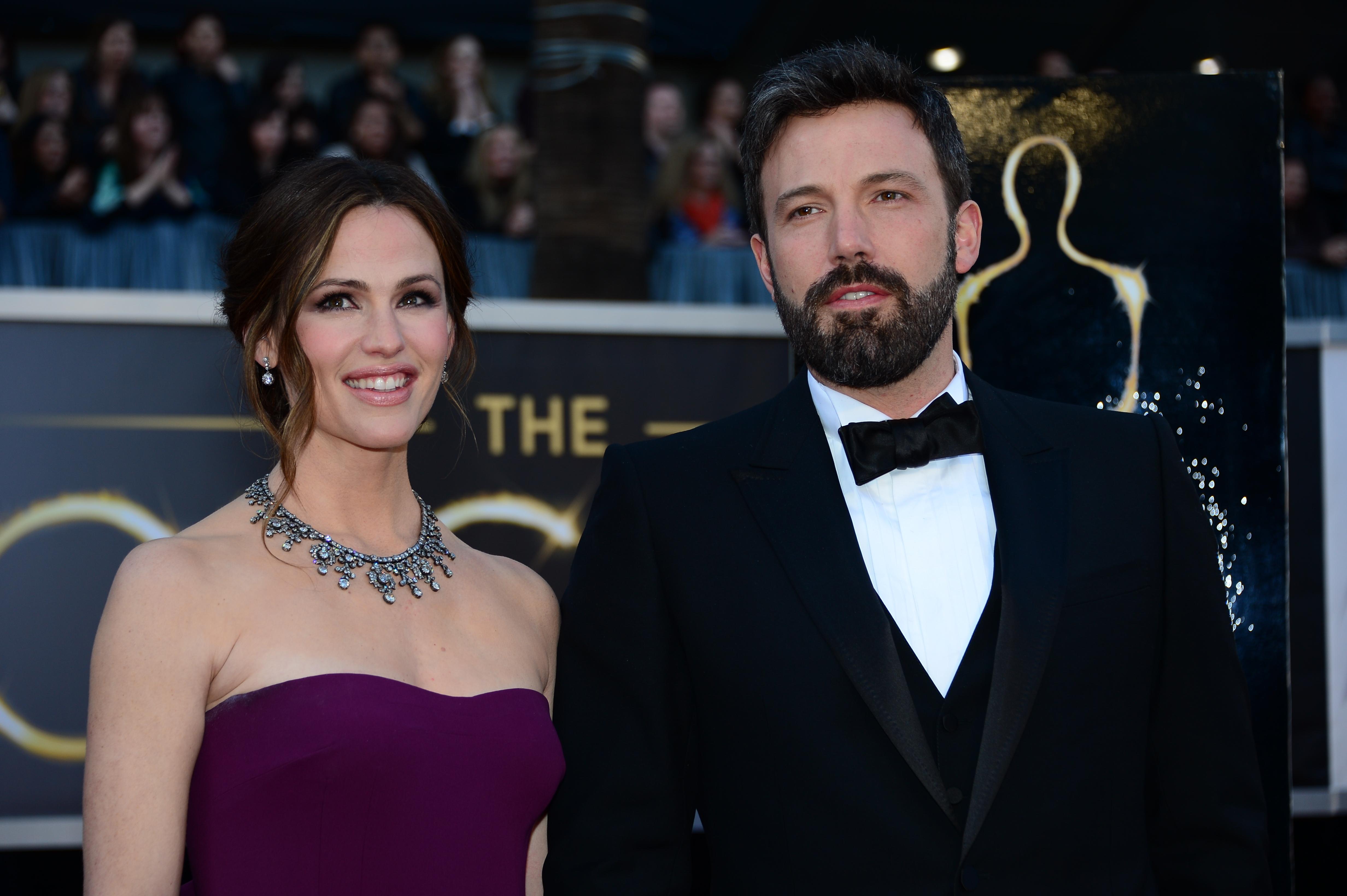 Összebalhézott Ben Affleck és Jennifer Garner