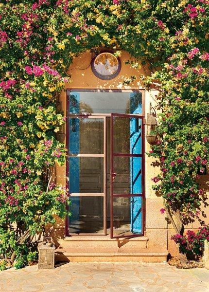 Álomház Mallorcán: minden ablak zöldre nyílik