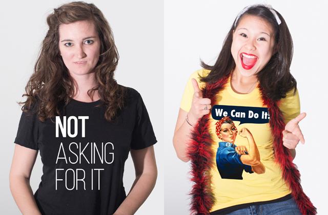 Kiakasztotta a feministákat a feminista ruhamárka