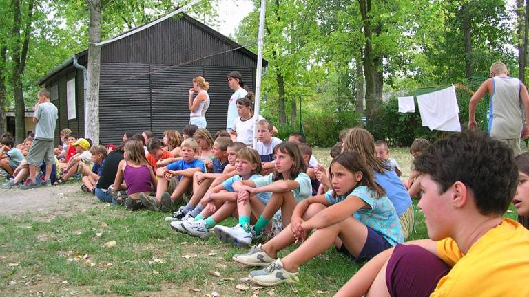Zamárdi Gyermek- és Ifjúsági Tábor