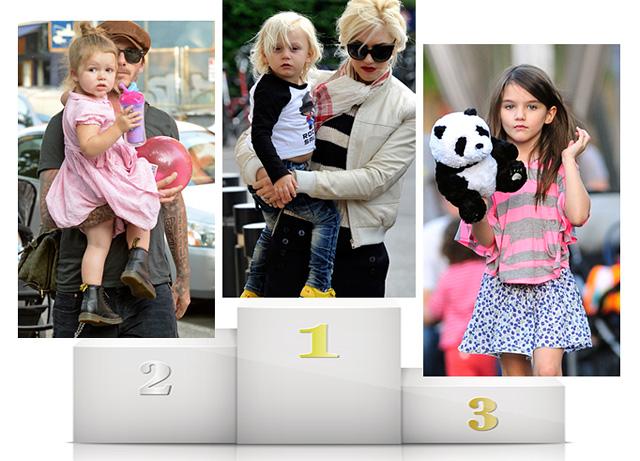 Ha olvadozni akarsz, akkor ünnepeld velünk Harper Seven Beckham harmadik születésnapját