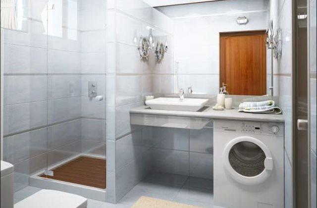 Hogyan férjünk el? 5 kicsi fürdőszoba