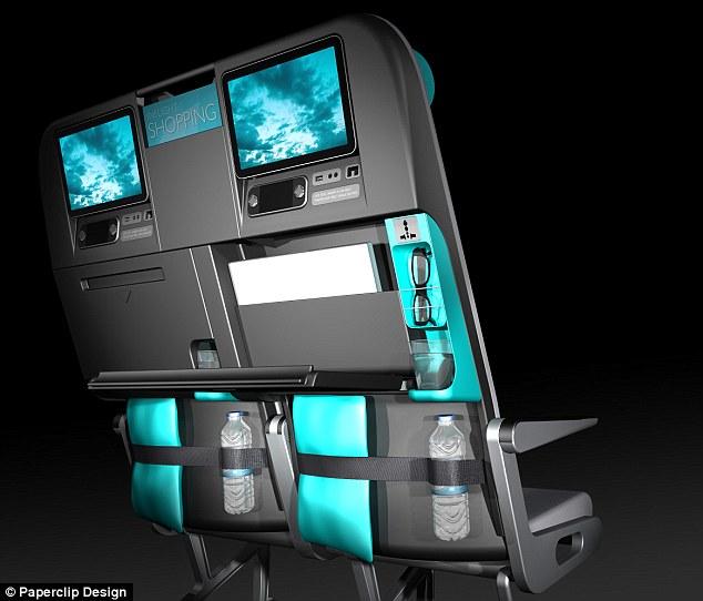 Kényelmesebbek lesznek az ülések a repülőn