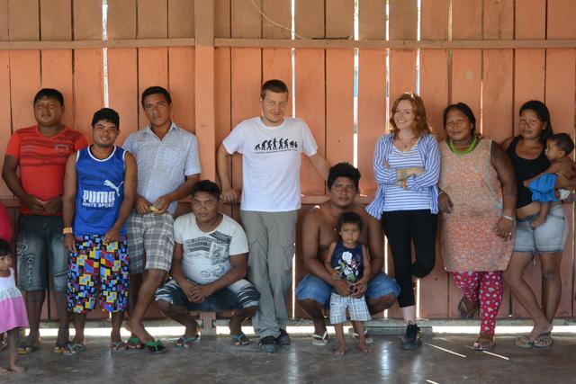 Így teszik tönkre a brazil őslakosokat a focivébé alatt