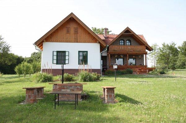 6 elragadó vendégház az Őrségben