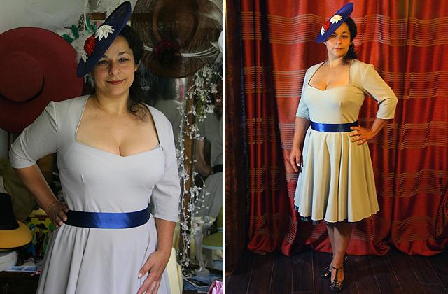 Cipőtől kalapig nyárban! - magyar designerek kedvenc nyári ruhái