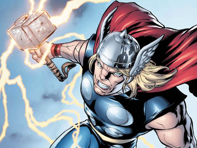 Thor férfiként
