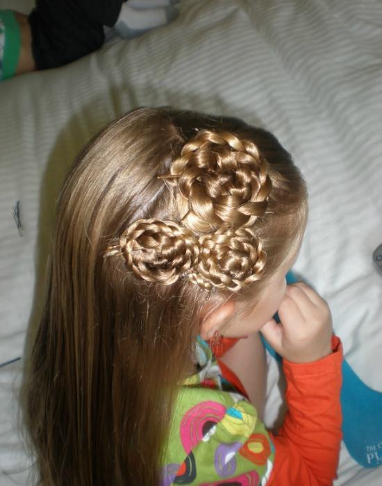 Tündéri, menő, csodás frizurák ifjú hölgyeknek