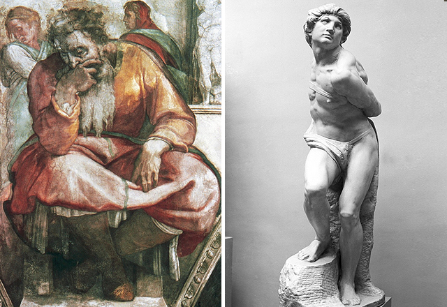 Jeremiás és Lázadó rabszolga
