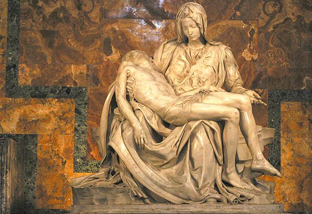 Pietà (Krisztus siratása)