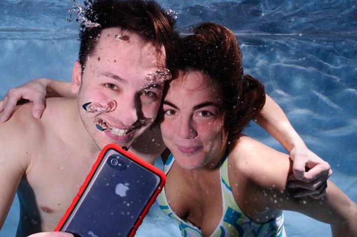 Hogyan fotózzunk a vízben a mobillal?