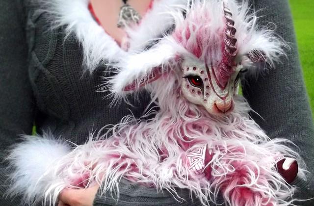 Megdöbbentően élethű állatfigurákat készít egy művész - fotók