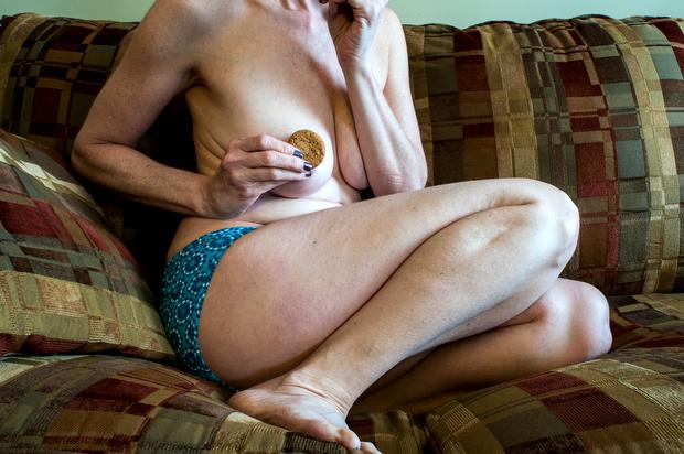 Ilyen a középkorú nők teste
