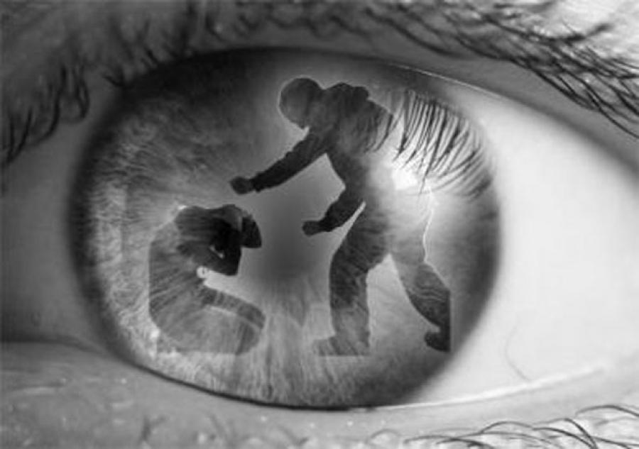 Családi terror a gyermek szemével