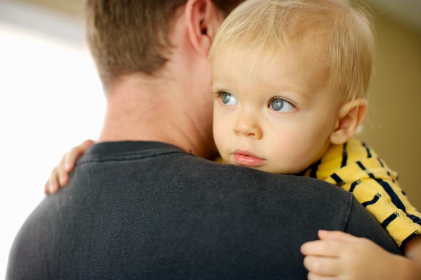 Apukák bűntudata válás után - meddig tart?