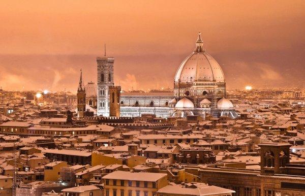 Mit nézzünk meg Firenzében?