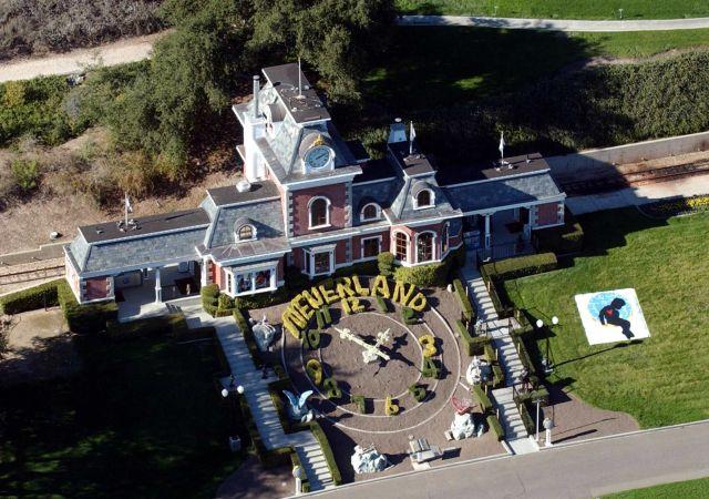 Elárverezik Michael Jackson farmját