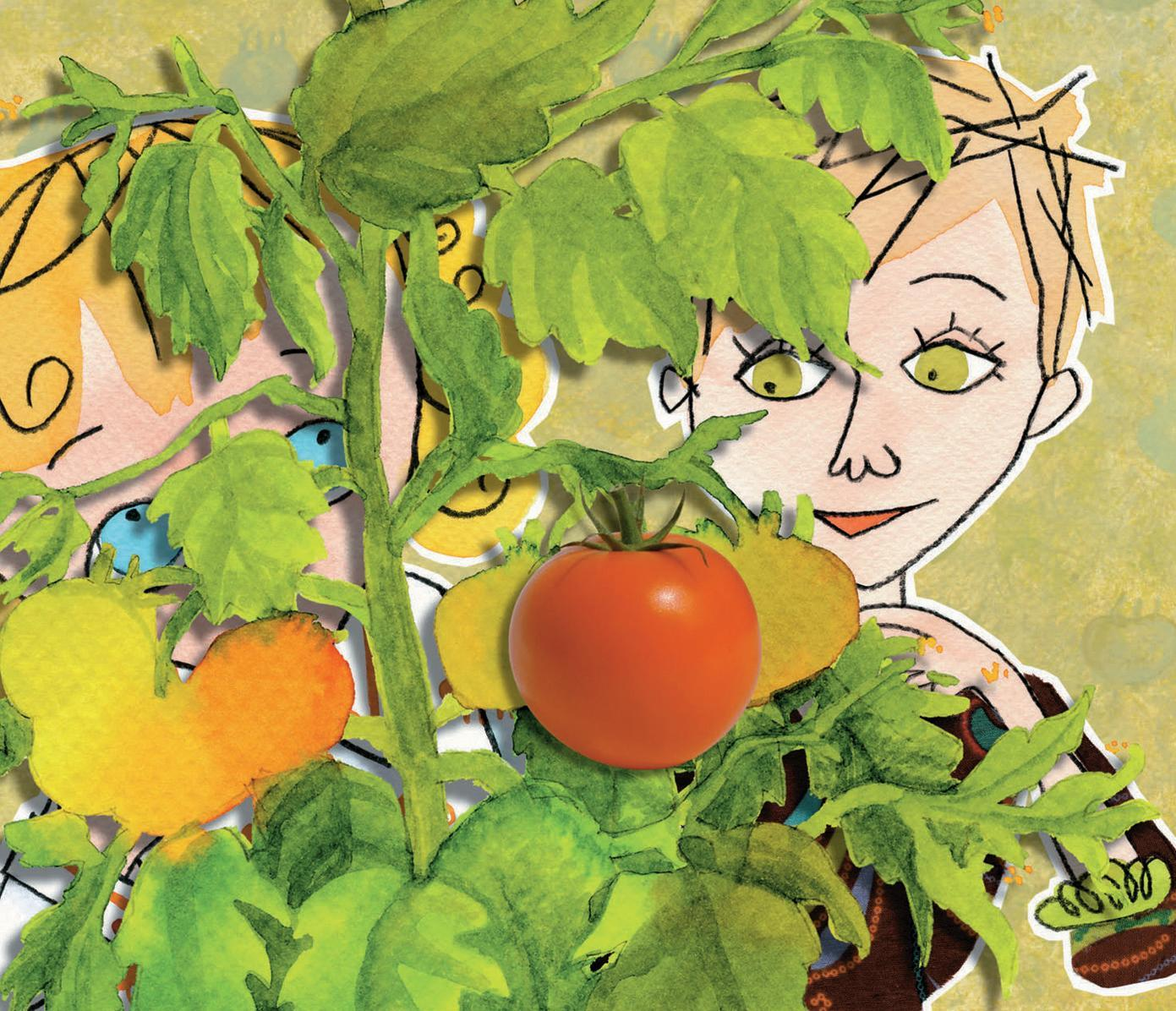 Napi mese: Paracsidom-kertészet
