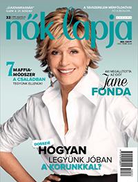 Jane Fonda megállította az időt