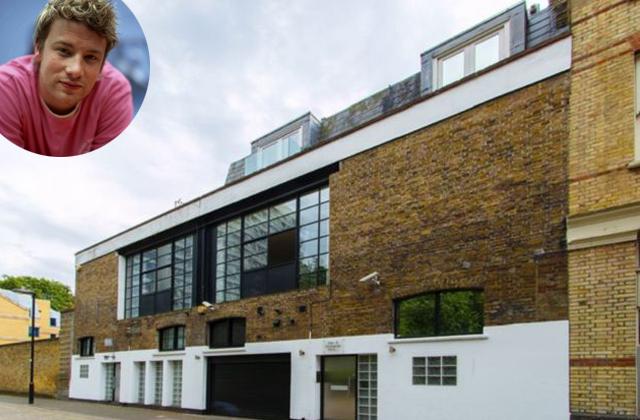 Eladó Jamie Oliver egykori háza - fotók